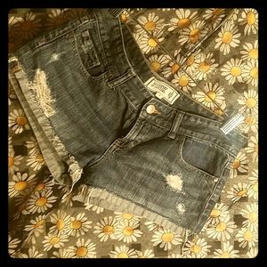 Victoria Secret Jean Shorts Size 4